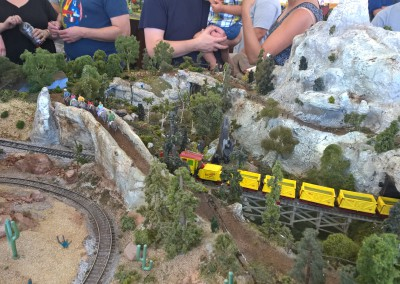 On30 Mine Train