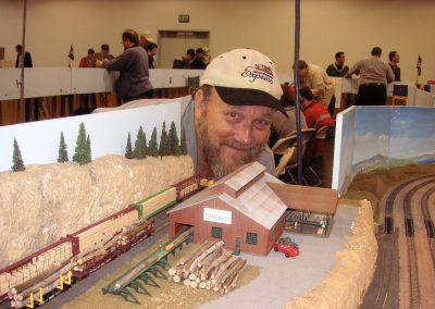 Great Train Show. Del Mar 2007